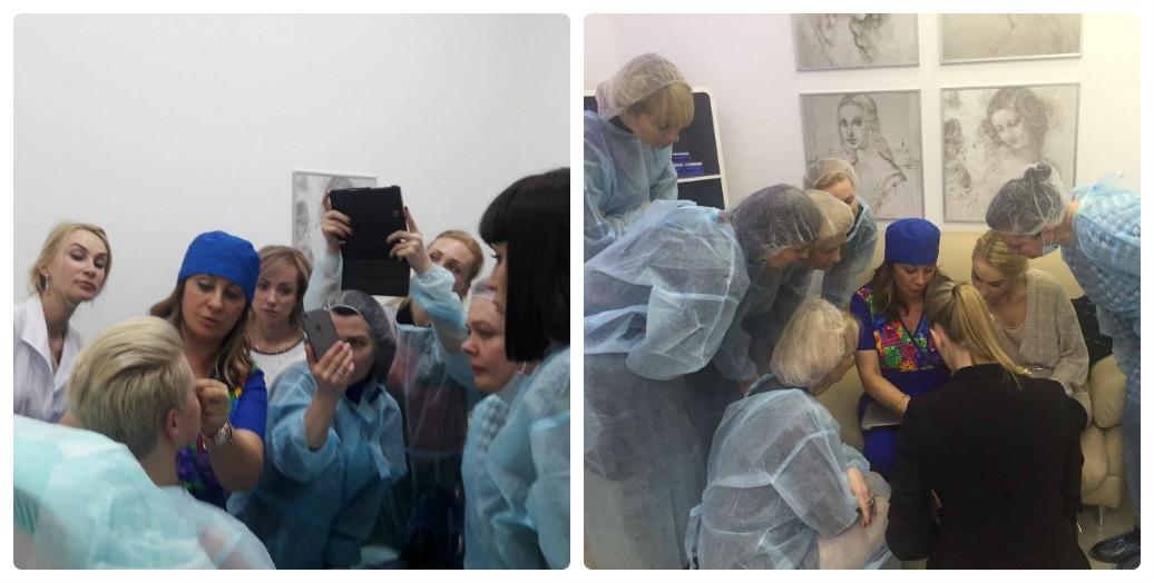 24 февраля стартовал практический коучинг «Стили и образы лица… Имиджмейкерство в эстетической медиц на Emet - фото 1-17