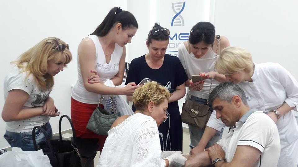 15 июня в Днепре, состоялась новая обучающая программа - практический семинар: Cosmetology SOS на Emet - фото 13406978_607662616065688_4212393874543323547_n