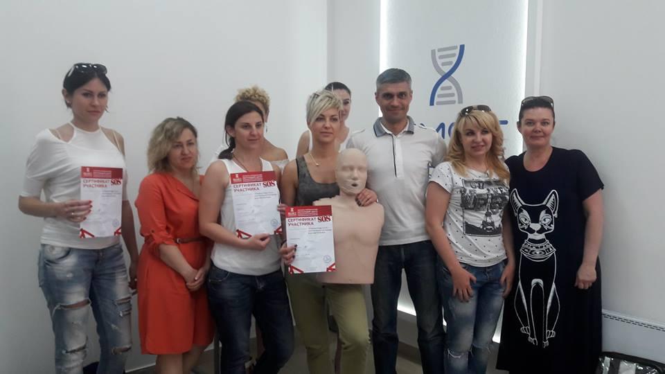 15 июня в Днепре, состоялась новая обучающая программа - практический семинар: Cosmetology SOS на Emet - фото 13445337_607662689399014_6450479536373536490_n