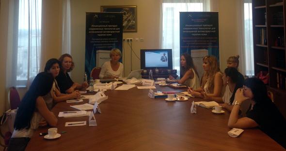 В Днепропетровске компания Эмет проводит тренинг для врачей-методистов на Emet - фото 2-2-1