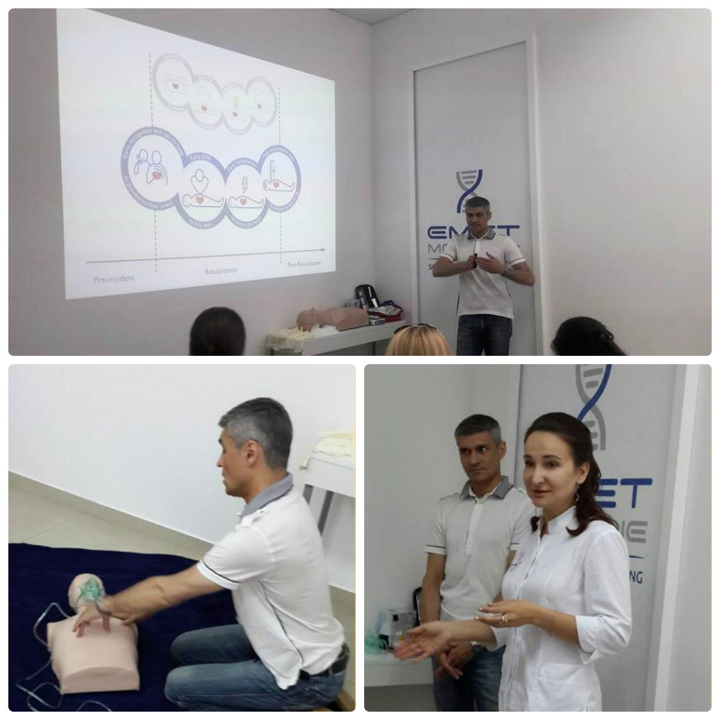 15 июня в Днепре, состоялась новая обучающая программа - практический семинар: Cosmetology SOS на Emet - фото collage_photocat-1