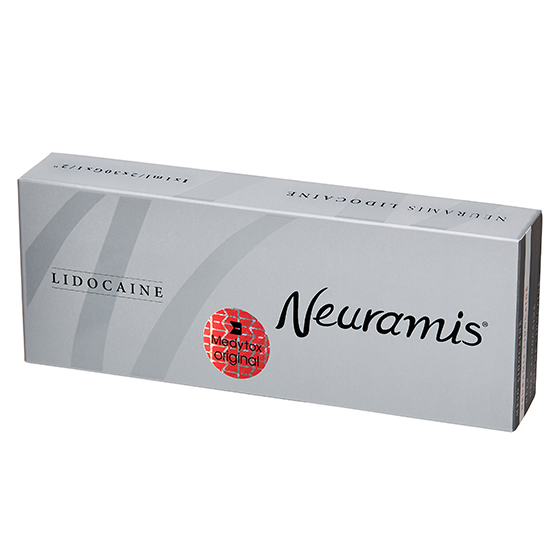 Филлер Neuramis Lidocaine на Emet - фото №2