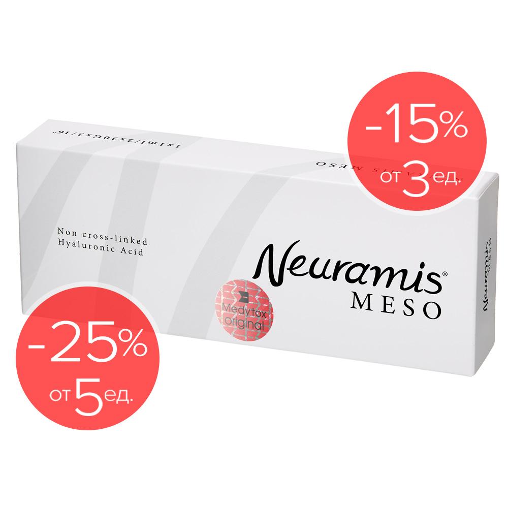 Филлер Neuramis Meso на Emet - фото №2