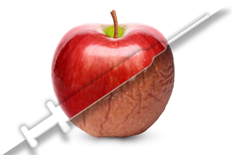 яблоко мезотерапия