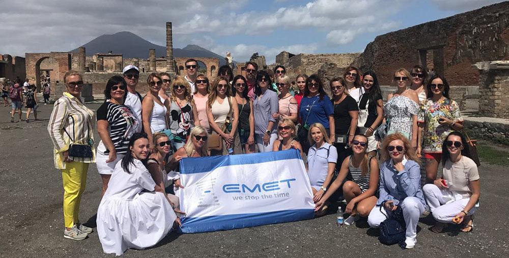 Высшая Лига Профессионалов Эмет™ в круизе по Средиземному морю! на Emet - фото kruiz-2017
