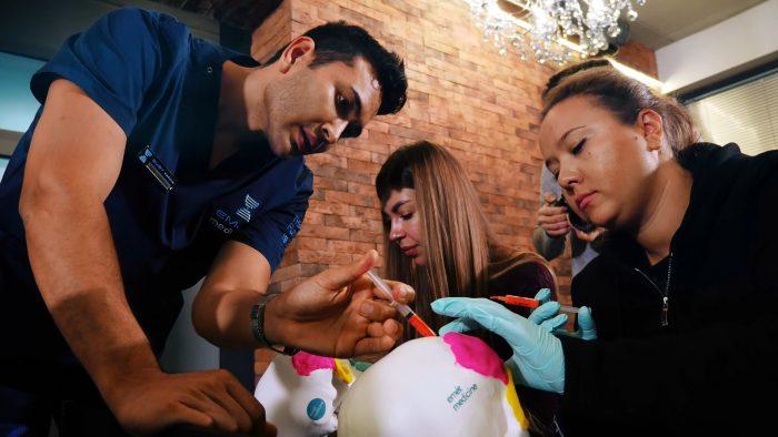 NEW формат обучения от Emet Medicine Art Cadaver Course для врачей-косметологов